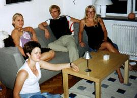 privat vän fantasi i Malmö